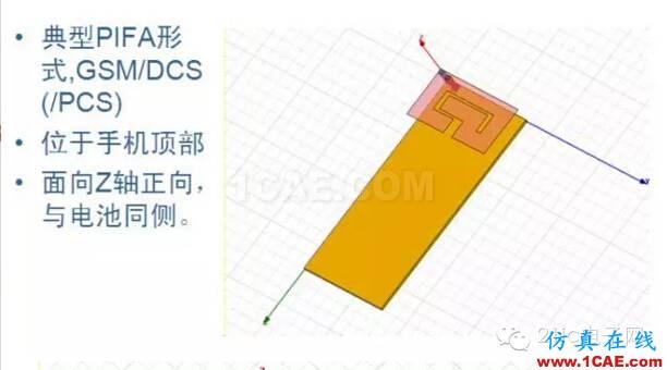 拆开iphone6 看手机天线的秘密(升级版)【转载】HFSS分析图片5