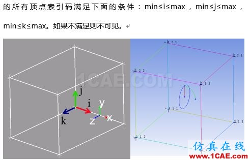 ICEM-块的索引控制/index controlfluent培训课程图片2