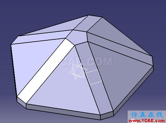 Catia零件建模全过程详解Catia培训教程图片36