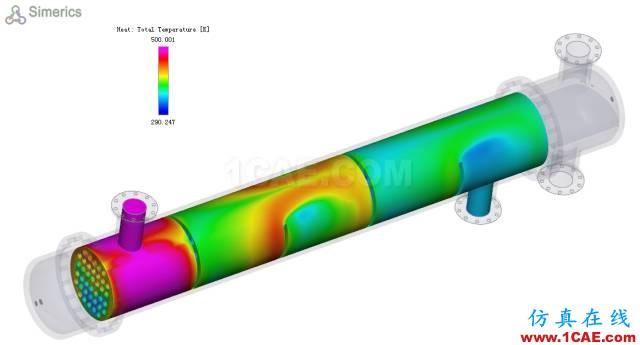 推荐CFD软件Simerics——高效模拟复杂结构的换热器cfx图片7