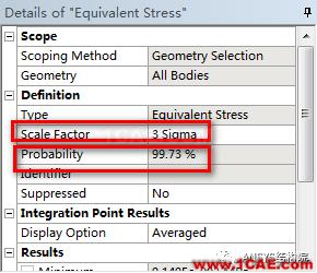 某转轴随机振动分析【转发】ansys结构分析图片11