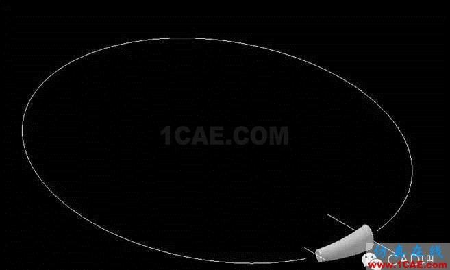 AutoCAD设计羽毛球教程案例AutoCAD分析图片18