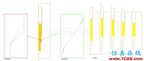 专题 | DEFORM软件DOE/OPT技术在螺栓成形工艺中的应用Deform应用技术图片2