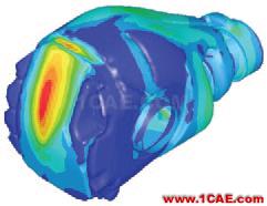 专栏 | 电动汽车设计中的CAE仿真技术应用ansys仿真分析图片39