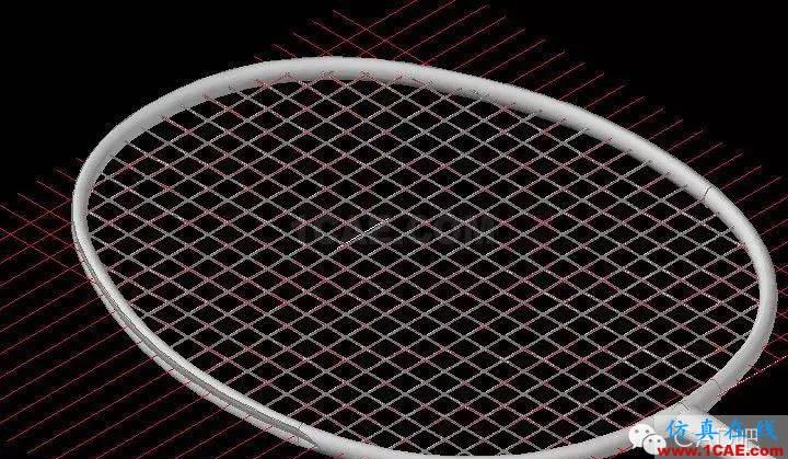 AutoCAD设计羽毛球教程案例AutoCAD培训教程图片16