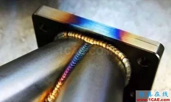 焊接技术最高境界,美到爆表的焊缝!【转发】机械设计资料图片6
