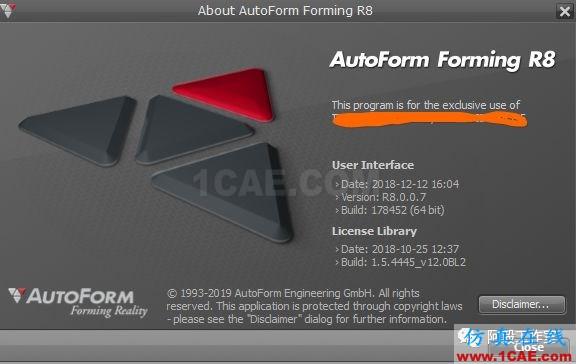 AutoForm R8已经发布-新增功能说明autoform培训课程图片1