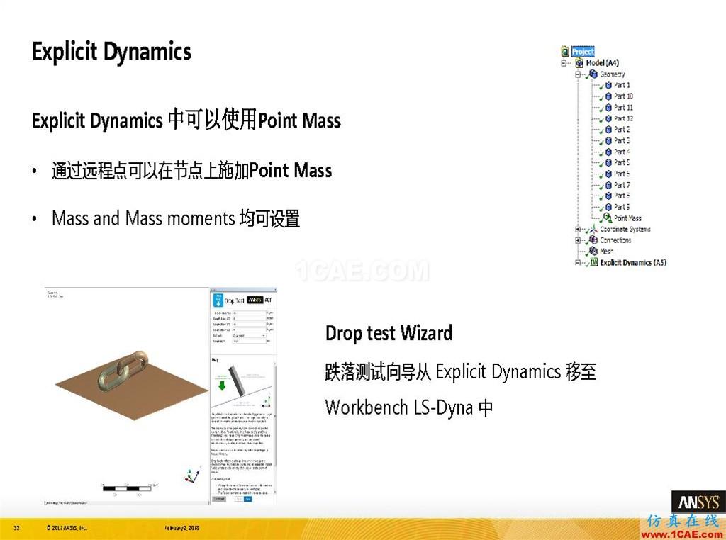 ANSYS19.0新功能 | 结构功能详解ansys结构分析图片32