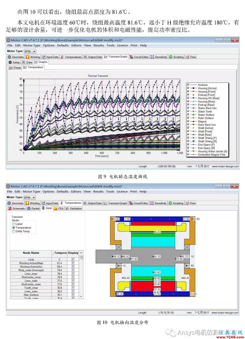 基于RMxprt和Motor-CAD永磁电机温升速算方法Maxwell培训教程图片9