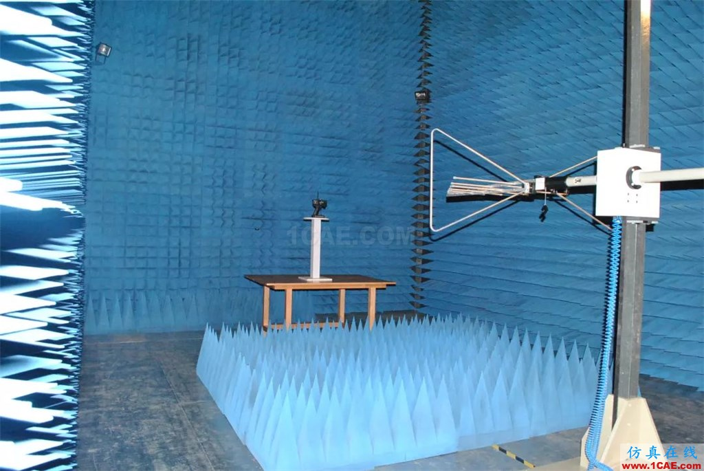 射频工程师必须搞清楚:屏蔽室和暗室的区别HFSS结果图片3