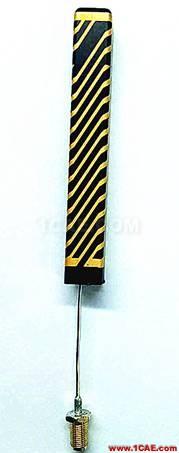 一种方形宽波束四臂螺旋天线的设计HFSS培训的效果图片8