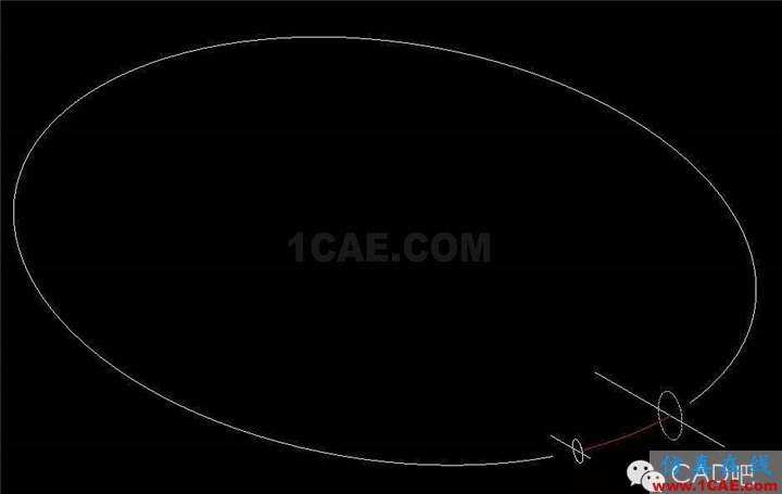 AutoCAD设计羽毛球教程案例AutoCAD分析图片17