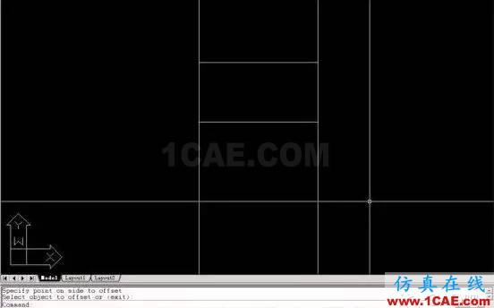 AutoCAD秘籍-(3)利用AutoCAD设计速成解密ansys结构分析图片1