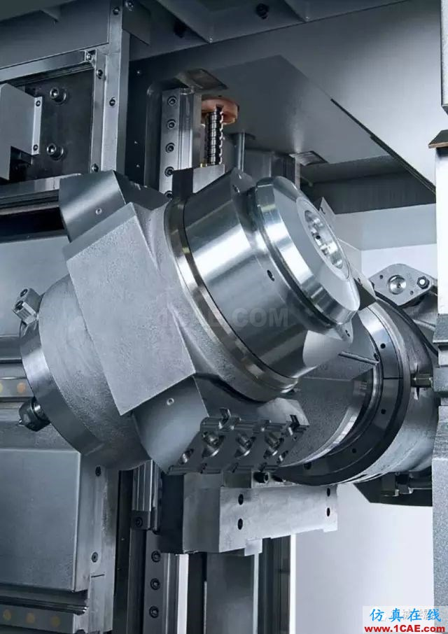 【收藏】德国INDEX R200 加工中心,酷的要死的节奏!【转发】机械设计案例图片5