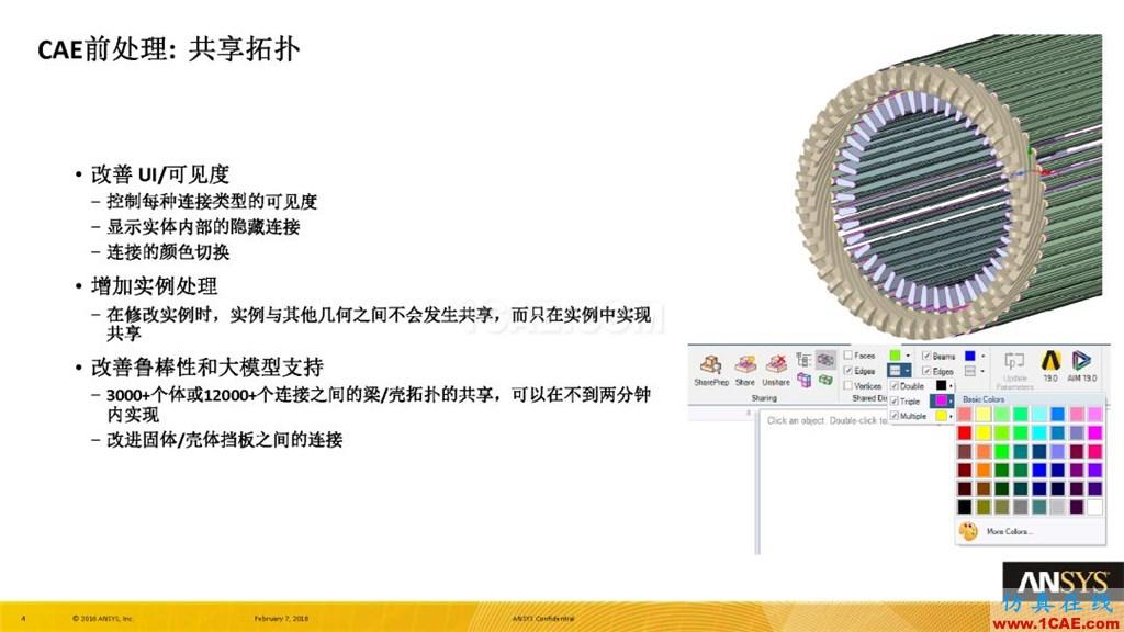 ANSYS19.0新功能 | SCMD详解ansys仿真分析图片4