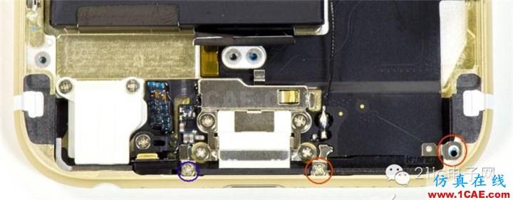 拆开iphone6 看手机天线的秘密(升级版)【转载】HFSS图片19
