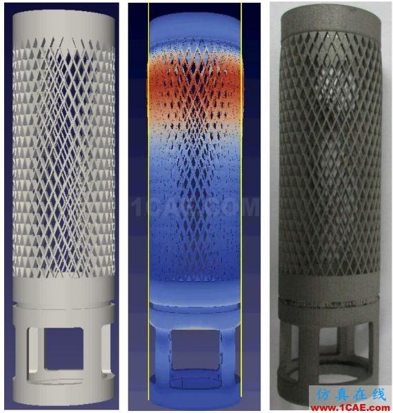 产品 | ANSYS Additive Suit - ANSYS增材制造工艺仿真套件ansys培训的效果图片1