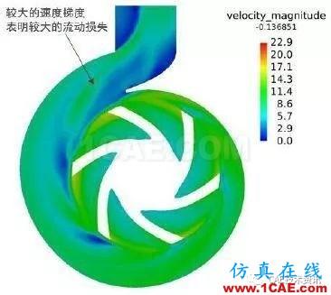 海水离心泵CFD仿真fluent培训课程图片8