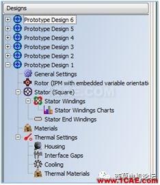 走近Infolytica之永磁同步电机转矩脉动的产生机理分析上篇【转发】Maxwell仿真分析图片2