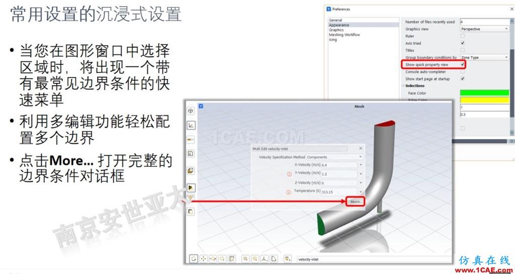 ANSYS 2020R1来了 | 流体新功能(一)fluent培训的效果图片3
