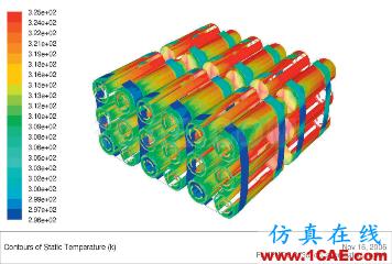 电动汽车设计中的CAE仿真技术应用ansys仿真分析图片7