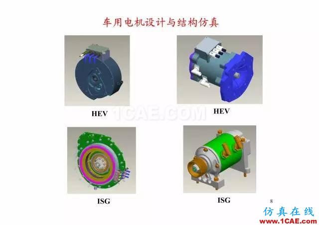 【PPT分享】新能源汽车永磁电机是怎样设计的?Maxwell应用技术图片7