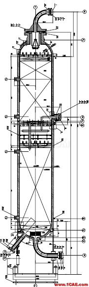 产品 | 加氢反应器蠕变疲劳分析计算系统ansys培训的效果图片1