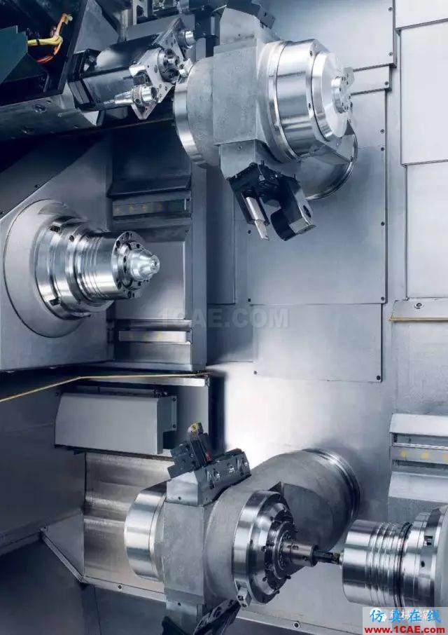 【收藏】德国INDEX R200 加工中心,酷的要死的节奏!【转发】机械设计案例图片10
