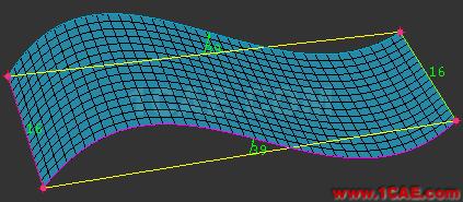 ICEM CFD中的关联icem网格划分应用技术图片6