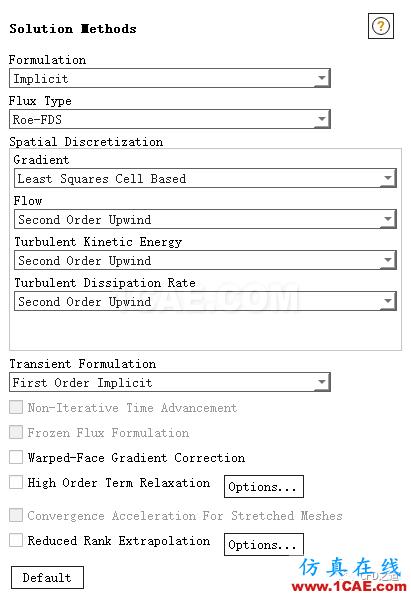 Fluent工程|收敛扩散管【转发】fluent分析案例图片12