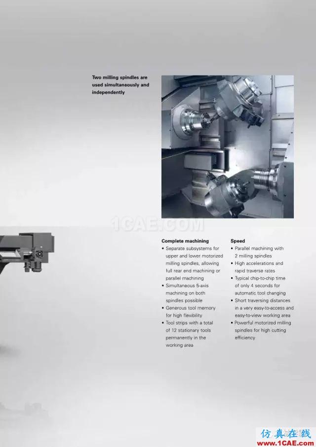 【收藏】德国INDEX R200 加工中心,酷的要死的节奏!【转发】机械设计图片3