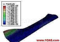 基于abaqus的飞机机翼模态分析ansys结果图片14