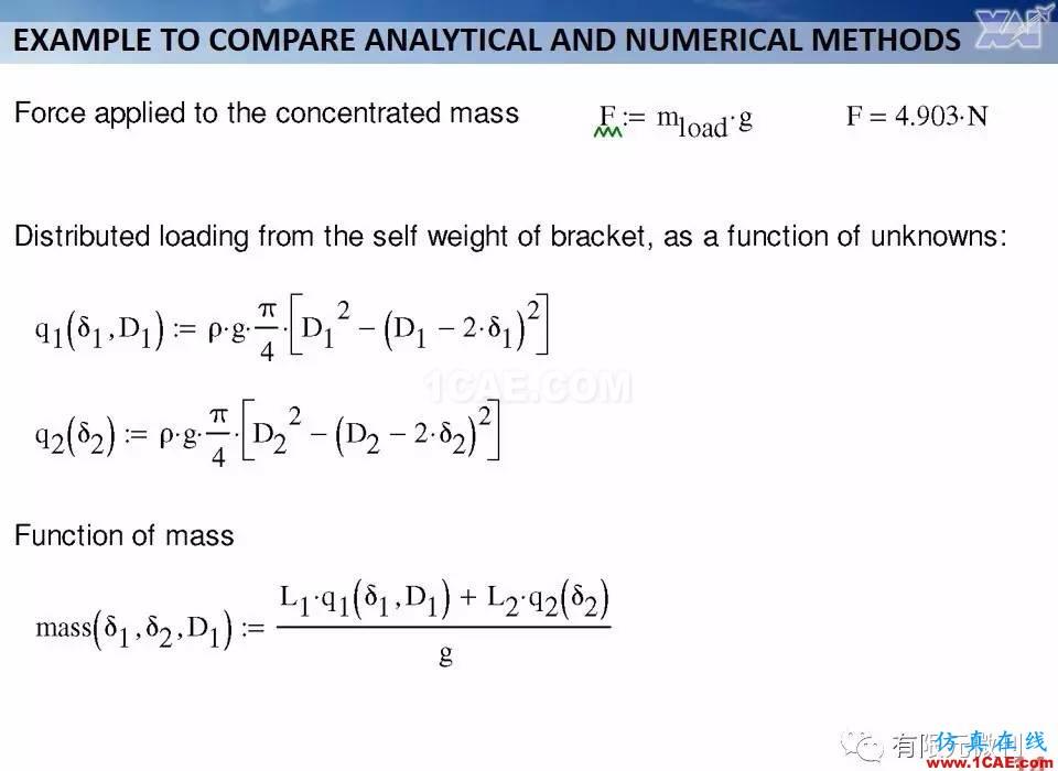 航空结构分析(结构力学)系列---7(有限元分析)ansys仿真分析图片14