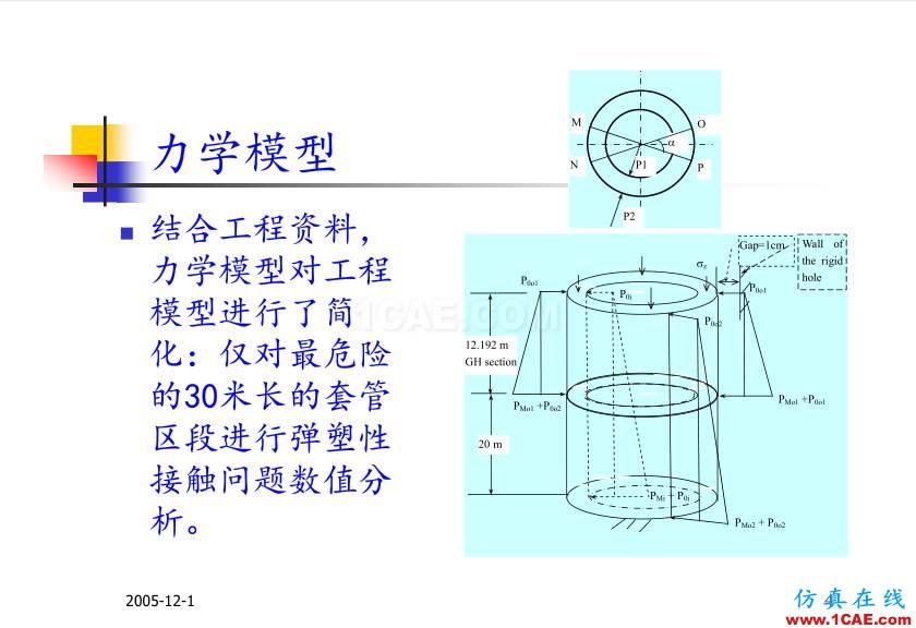 超深油井套管ABAQUS 有限元分析abaqus有限元培训教程图片4