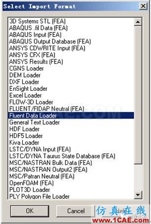 FLUENT CFD后处理教程fluent培训课程图片25