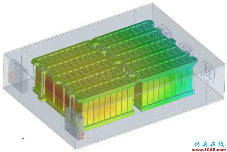 CFD热分析案例、PCB综合分析案例+应用技术图片11
