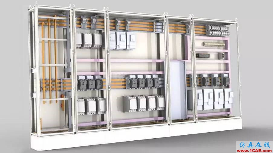 SOLIDWORKS Electrical 3D集成机械和电气设计+培训课程图片1