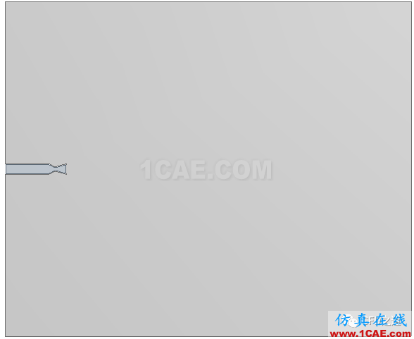 Fluent工程|收敛扩散管【转发】fluent流体分析图片3