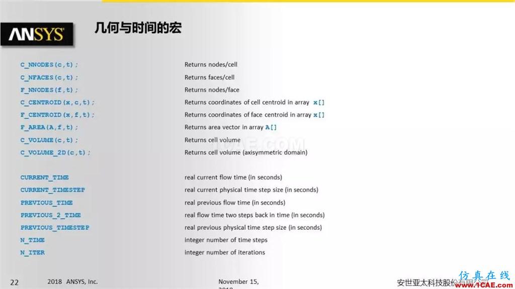 ANSYS Fluent UDF 功能概述fluent结果图片22