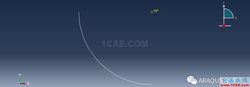 ABAQUS案例的Abaqus/CAE再现—厚板辊压abaqus有限元资料图片10