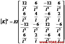 梁单元-有限元分析ansys workbanch图片17