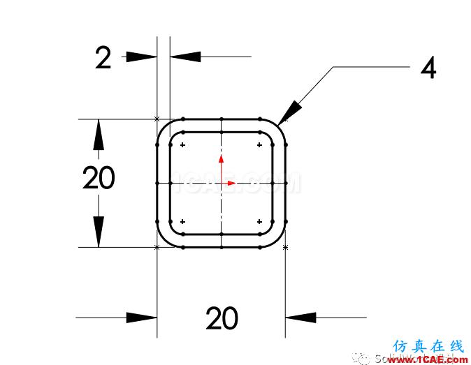SolidWorks焊接轮廓库的设计方法solidworks simulation培训教程图片2