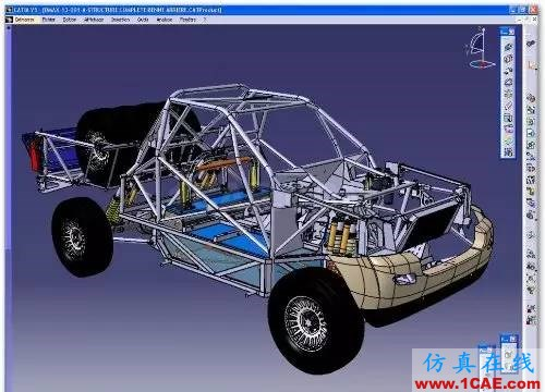 CATIA-虚拟设计成就卓越产品+培训课程图片2