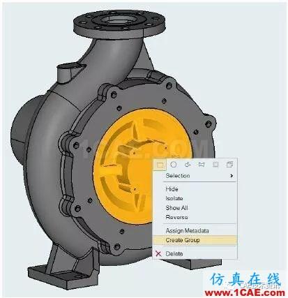 海水离心泵CFD仿真fluent培训的效果图片1