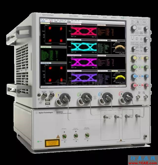 如何使用示波器进行射频信号测试(深度好文)HFSS结果图片11