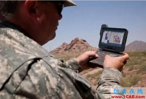 美国GPS系统导航战技术发展分析HFSS结果图片2
