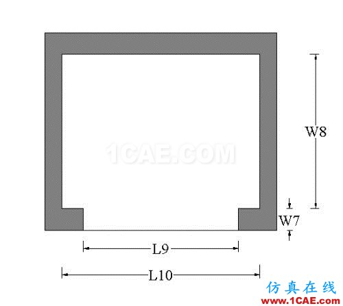 多层LCP技术的毫米波段超宽带槽天线设计【转发】HFSS分析图片5