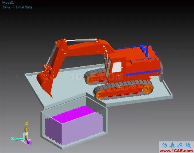 行业应用 | 机器人及数控机床研发中的仿真技术应用ansys结构分析图片13