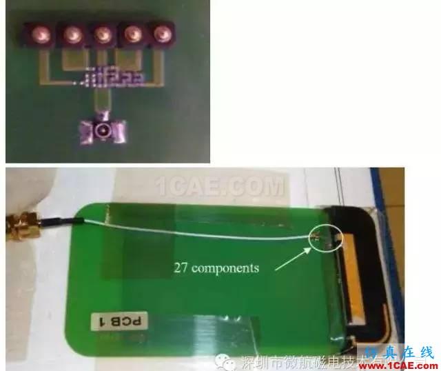 金属材质机身手机天线如何设计?ansys hfss图片13