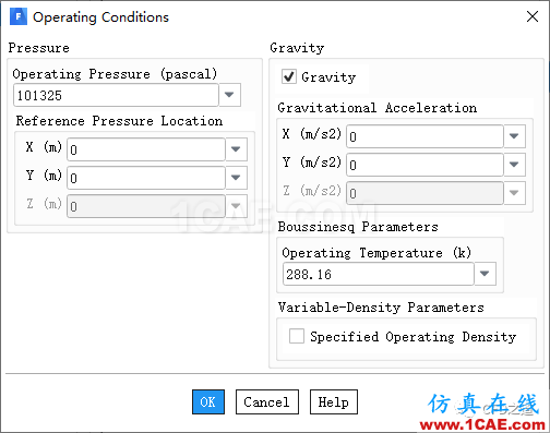 Fluent工程|收敛扩散管【转发】fluent仿真分析图片9